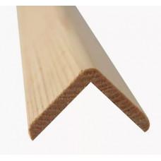 Уголок деревянный 20мм 3м