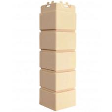 Угол GL Состаренный кирпич стандарт, 390 мм, Песочный