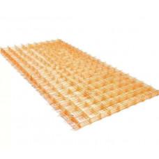 Сетка композ.карта с полимер.соед,100*100 толщ.2,5 0,5*2,0