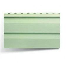 Сайдинг-панель Айдахо 3000х200 мм Светло-зеленый