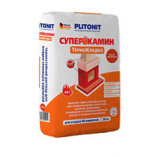 СуперКамин ТермоКладка Плитонит 20кг
