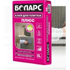 Клей для плитки БОЛАРС ПЛЮС 25кг