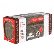 Утеплитель Плиты теплоизоляционные URSA TERRA 34PN PRO 1000*610*50 10 плит