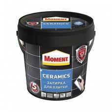 Затирка Момент Ceramics серая 1 кг