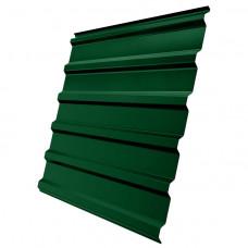 Проф.лист С-20 2000*1150мм зеленый (RAL 6005)