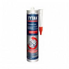 Герметик силиконовый высокотемпературный Tytan Professional красный 280 мл