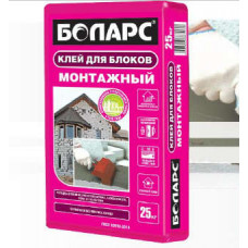 Клей БОЛАРС МОНТАЖНЫЙ 25кг