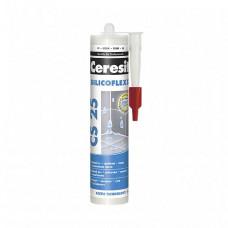 Герметик-затирка силиконовая Ceresit CS 25 № 07 серая 280 мл