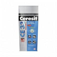 Затирка №10 Ceresit СЕ 33 манхеттен 2 кг