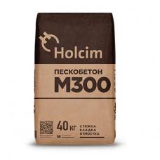 Пескобетон М-300 Холсим, 40 кг