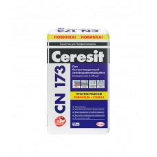"""Ровнитель (наливной пол) универсальный Ceresit CN 173 самовыравнивающийся 20 кг<br /> """"CERESIT"""""""