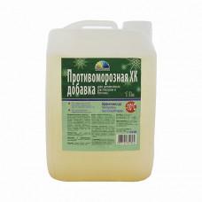 Антиморозная добавка для растворов и бетона Радуга хлорид кальция 10 л