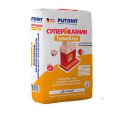 СуперКамин ТермоКлей Плитонит 25кг