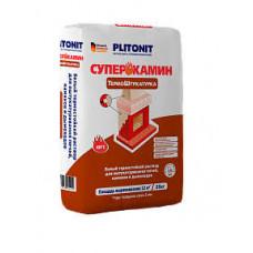 СуперКамин ТермоШтукатурка Плитонит 25кг