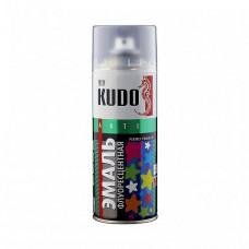 Эмаль аэрозольная флуоресцентная Kudo Arte KU-1203 зеленая 520 мл