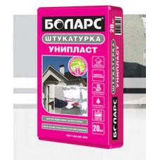 Штукатурка известково-цементная УНИПЛАСТ БОЛАРС 20кг